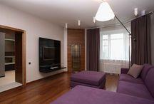 102m² 1-bedroom apartment / Реализованный проект / Фото