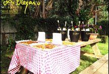 Visita Bus do Viño / Justo antes de la vendimia tuvimos una visita muy especial, la de los viajeros del Bus do Viño Rías Baixas. Los recibimos con la mejor gastronomía local y, por supuesto, nuestro vino.