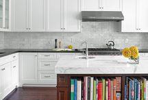 Kitchens Inspirations / by Liz Toolan