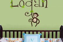Nursery Deco ideas / Nursery ideas for a boy or girl