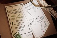 {BASH PAPERIE} Wedding Stationery / Wedding Stationery and Design Studio in Durban South Africa.