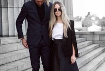 Dress like a Boss / Think strong and powerful outfits suitable for a more professional and corporate work environment