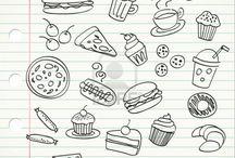 feest doodles