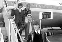 John...Cyn...George and Pattie 1964 ♥