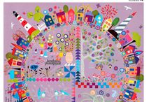 Simply Moderne #4 / Simply Moderne 4 - Quiltmania Editions http://www.quiltmania.com/produits/mag/FR/1957/simply-moderne-quilts-crafts-n%C2%B04-fran-cais.html