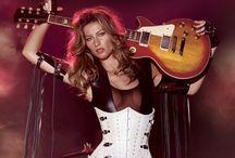 Gisele Bündchen Rock n Roll