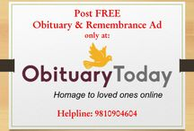 obituary ads / Avoid all newspaper pressures and costs with free #www.obituarytoday.com online service.