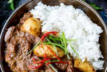 Curry Receipes