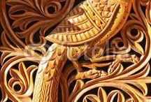 Piękne rzeczy z drewna