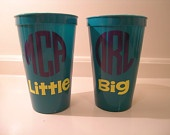 Biggie Smalls  / Big/Little crafts, reveal, and quotes / by Tiffany Leiva