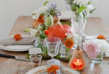 table settings / by Little Miss Curious