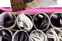 Rollos de papel higiénico