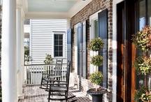 Porches, patios,  / by Mikrah Hill