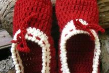 crochet babuchas