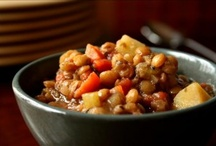 Soups and Stews / by Corrie Hillary