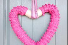 DIY Valentine's Crafts found by Dioptics / Valentine's crafts