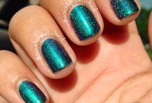 CbL at the Races / nail polish