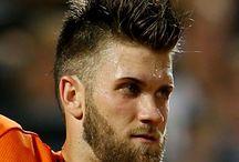 Bryce Harper Haircut Ideas