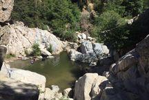 Hikes in calif