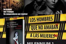 Afiches / Presentación de afiches promocionales de la biblioteca.