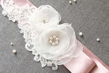 wedding belt sash and more