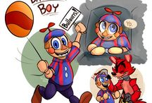 Balloon Boy/ Balloon Girl