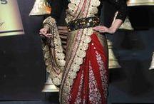 belting saree