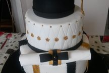 Gâteau de remise des diplômes