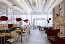 Restaurantes / by Alejo Aponte