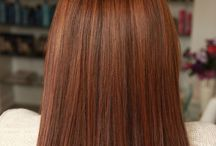 Fall Hair Color / Getting ready for fall with color...