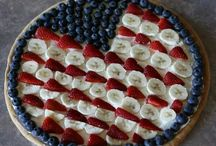 Fourth of July ~ / by Amy Whitford