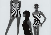 vintage & new  bathing suits / by Catherine