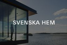 Schueco - Svenska hem / Låt dig inspireras av fantastiska svenska hem. Se exempel på hur Schüco och våra Premium Partners förverkligat mångas drömboende utifrån deras unika unika förutsättningar.