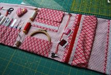 Needle book & pincushion