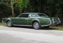 LINCOLN CONTINENTAL MARK IV / About the Lincoln Continental Mark IV 1972