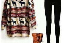 ***winter fashion*** / Vestiti invernali <3