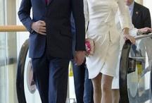 Prince William & Princess Kate / by Kim Benson