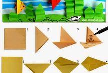 mares de papel