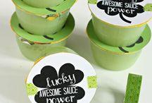 St. Patrick's Day Ideas: Luck O' the Irish