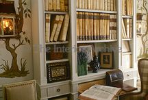 Bookcases and Built-in's / by JRL Interiors