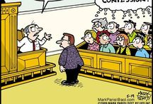 Just for Laughs / Jury- and justice-related humor.