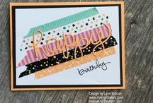 Stampin' Up! Playfull Palette DSP