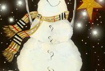 Snowmen pictures
