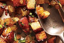 Breakfast - Hashbrowns and Home Fries  / by Diane Nowack