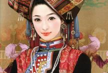 Chinese vintage posters
