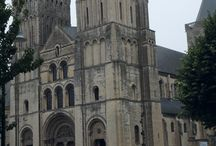 Abbaye aux Dames Caen / #Abbayeauxdames