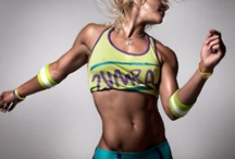 Zumba Love / by Mallory Campbell