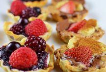 Valentine's Weekend / Sweet healthy treats!
