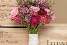 Hochzeit - Blumenstrauß