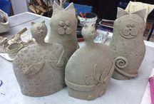 Keramika Kočky